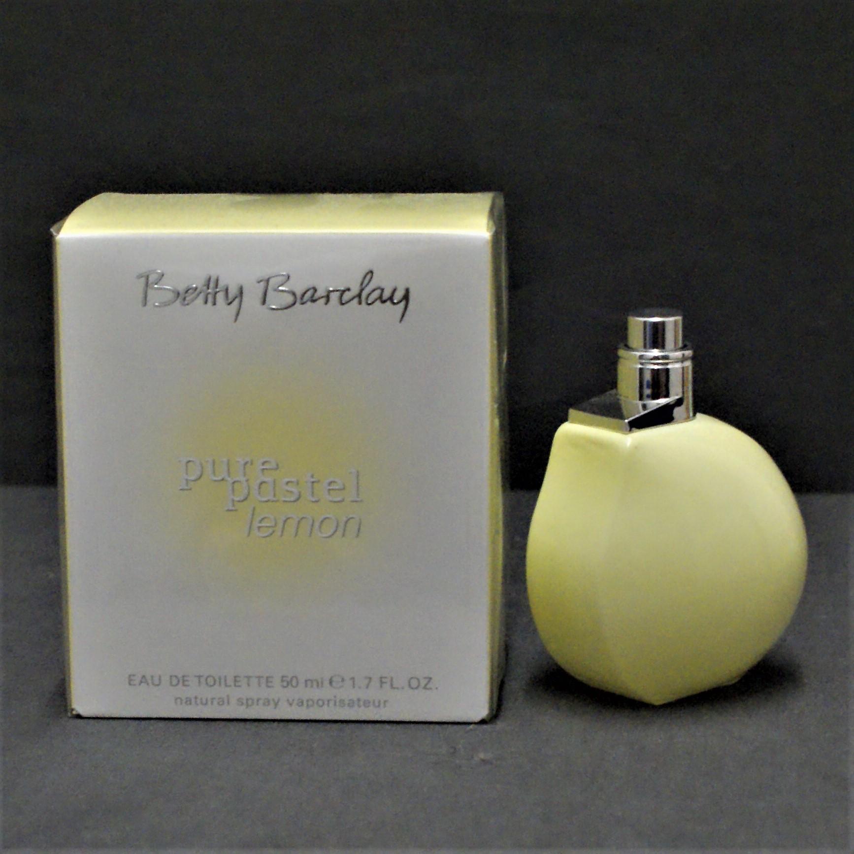 betty barclay pure pastel lemon lachen drogerie st gallen. Black Bedroom Furniture Sets. Home Design Ideas